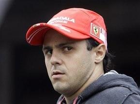 F1: Масса вважає Brawn GP основним конкурентом Ferrari