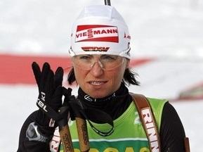 Біатлон: Хенкель перемагає в гонці переслідування, Семеренко - 11-а