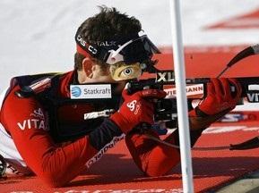 Биатлон: Бьорндален побеждает в персьюте, Деркач - 36-й