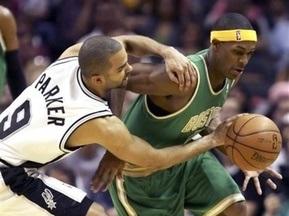 NBA: Сан-Антоніо поступився Бостону