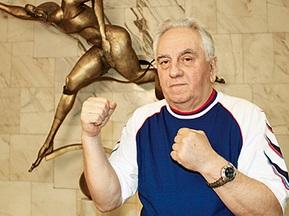 Напередодні бою Кличка помер бос WBC