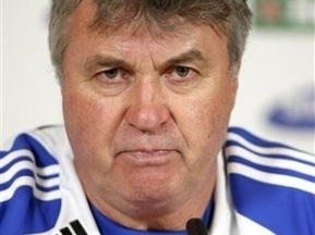 Хіддінк може покинути збірну Росії в листопаді
