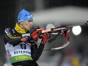 Грайс перемагає у спринті, Бьорндален виходить у лідери в загальному заліку