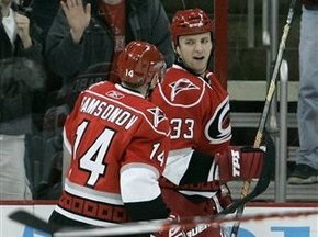 NHL: Бабчук зробив дубль