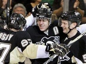 NHL: Малкину покорилась отметка в 100 очков