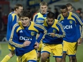 Напередодні матчу з Динамо Металіст програв Волині