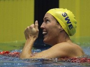 Шведську плавчиню позбавили світового рекорду