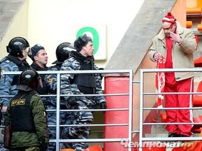Фотогалерея: Кривава битва в Лужниках