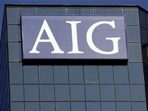 AIG отчиталась о использовании госпомощи