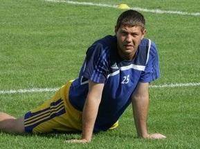 Рикун травмувався на тренуванні