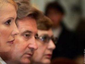 Тимошенко поручила Винскому перевести все деньги Минтранса в госбанки