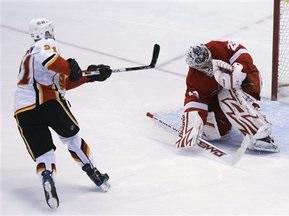 NHL: Пристрасті розпалюються