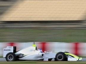 F1: Букмекеры повышают ставки на Brawn