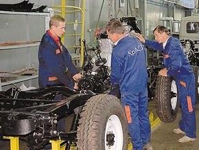 АвтоКрАЗ возобновил производство