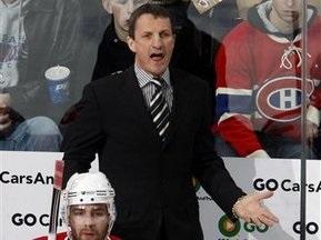 NHL: Уволен наставник Монреаля
