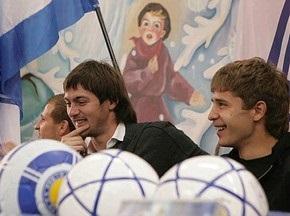 ФОТО: Динамовцы посетили Солнышко