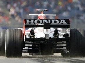 Honda перейменували в Brown GP
