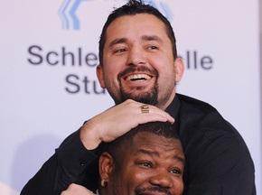 Промоутер: Есть три человека, которые могут победить братьев Кличко