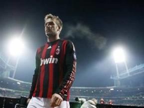 Бекхэм остается в Милане