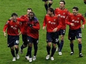 Футболисты ЦСКА не будут отправлены в армию