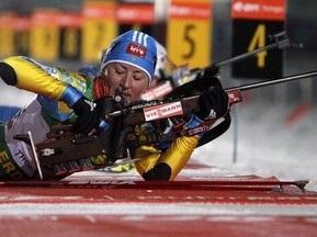ЧЕ-2009: Перші медалі в персьюті для збірної України