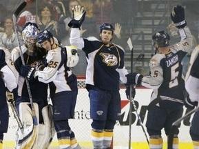 NHL: Детройту обрезали крылья в Теннесси
