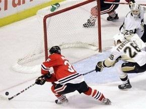 NHL: Пінгвіни включаються в гонку