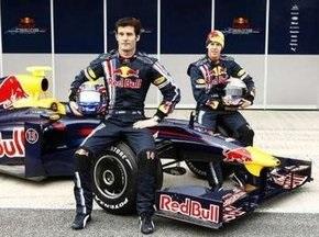 Френк Вільямс: Red Bull цього року може виступити дуже добре