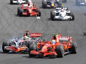 F1: Гран-прі у Римі відбудеться не раніше 2013 року