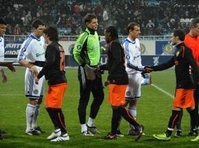 Marca назвала склади на матч Валенсія - Динамо