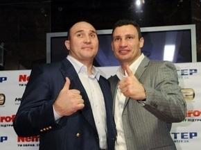 Александр Устинов: С удовольствием поспарринговал бы с братьями Кличко