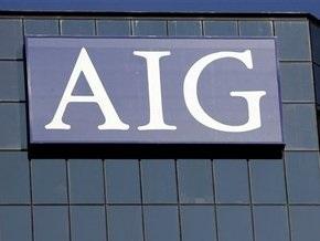 Страховщик AIG потерял $60 млрд