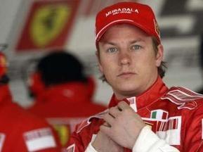 Райкконен хочет завершить карьеру в Ferrari