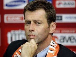 Галатасарай уволил тренера