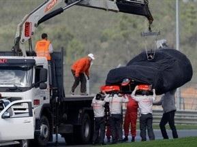Итальянский суд оштрафовал механиков McLaren