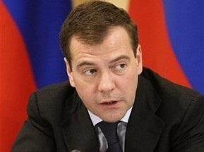 Прес-служба президента Росії спростувала переписку Медведєва c біатлоністом