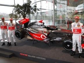 McLaren потрібний німецький пілот