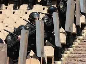 Координатор Євро-2012: Міліція повинна створювати святкову атмосферу