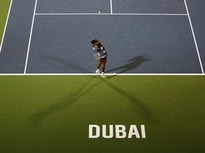 Турнір у Дубаї втратив спонсора