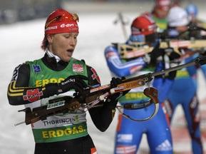Пхенчхан-2009: Каті Вільгельм перемогла в індивідуалці, українки - у тридцятці