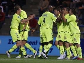 Французская Лига 1: Ницца побеждает Нанси