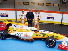 F1: Команда Renault звільнить 60 співробітників