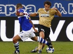 Серия А: Ювентус не смог одолеть Сампдорию, Муту спасает Фиорентину в Генуе