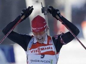 Пхенчхан-2009: Вільгельм перемогла в спринтерській гонці