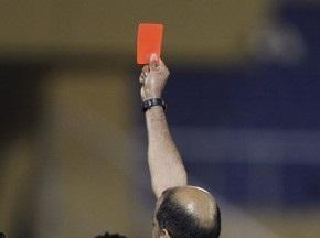 Турецький суддя показав 15 червоних карток за один футбольний матч