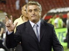 Тренер сербів: Україна бездоганно відіграла в захисті