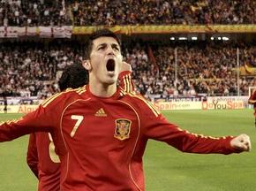 Фотогалерея: Испания - Англия: Столкновение футбольных цивилизаций
