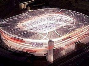 На стадионе Валенсии будут проводить свадьбы
