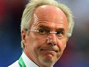 Ерікссону запропонували посаду головного тренера Портсмута