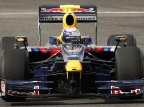 Red Bull отправил новый болид на ремонт